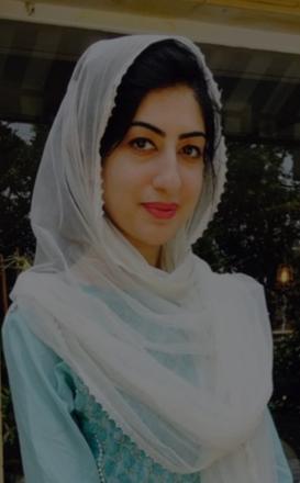 Azza Shahid @ DMR